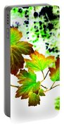 Lavish Leaves 4 Portable Battery Charger