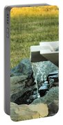 Lawn Water Feature Portable Battery Charger