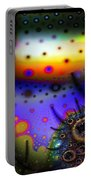 Layered Fractal World Portable Battery Charger
