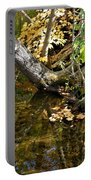Layered Reflections Portable Battery Charger