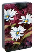 Lazy Daisies Portable Battery Charger