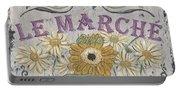 Le Marche Aux Fleurs 1 Portable Battery Charger