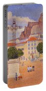 Le Puy The Sunny Plaza 1890 Portable Battery Charger