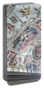 Leading To The Sistine Chapel Portable Battery Charger