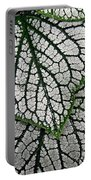 Leaf Abstract 19 Portable Battery Charger