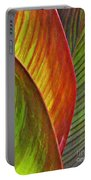 Leaf Abstract 3 Portable Battery Charger