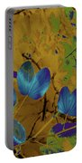 Leaf And Flower 10 Portable Battery Charger