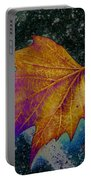 Leaf On Bricks 4 Portable Battery Charger