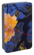 Leaf On The Water Portable Battery Charger