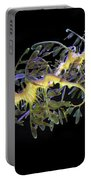 Leafy Sea Dragons Portable Battery Charger by Anthony Jones