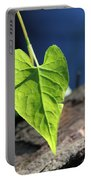 Leafy Veins Portable Battery Charger