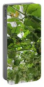 Leafy Vines Portable Battery Charger