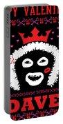 League Of Gentlemen Papa Lazarou Happy Valentine's Dave Portable Battery Charger