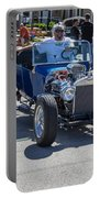 Leander Texas Car Show Riding High Portable Battery Charger