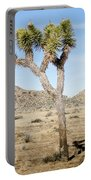 Leaning Joshua Tree Portable Battery Charger