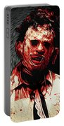 Leatherface Portable Battery Charger