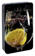 L'eau De Lemon Portable Battery Charger