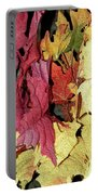 Leaves Fall Portable Battery Charger