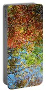 Leaves Of All Colors Portable Battery Charger