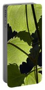 Leaves Of Wine Grape Portable Battery Charger