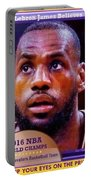 Lebron James Believes Portable Battery Charger