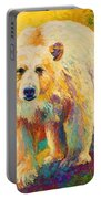 Legend Of The Misty Fjords Portable Battery Charger