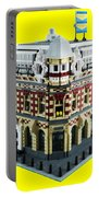 Lego Corner Shop And Apartments Portable Battery Charger