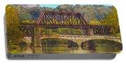 Lehigh River - Easton Pa Portable Battery Charger