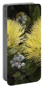 Lehua Mamo Blossom Portable Battery Charger