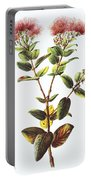 Lehua Ohia Art Portable Battery Charger