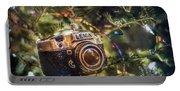 Leica Christmas Portable Battery Charger