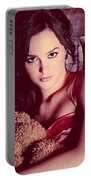 Leighton Meester Portable Battery Charger