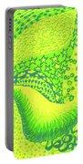 Lemon Lime Portable Battery Charger