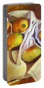 Lemons And Linen Portable Battery Charger