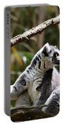 Lemur Love Portable Battery Charger