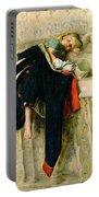 L'enfant Du Regiment Portable Battery Charger by Sir John Everett Millais