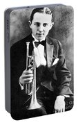 (leon) Bix Beiderbecke Portable Battery Charger