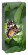 Leopard Lacewing Portable Battery Charger