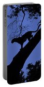Leopard On The Prowl Portable Battery Charger