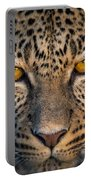 Leopard Panthera Pardus, Ndutu Portable Battery Charger