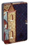 Leper House, C1220-1244 Portable Battery Charger