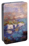 Les Calanques In Bright Light IIi Portable Battery Charger