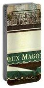 Les Deux Magots - #1 Portable Battery Charger