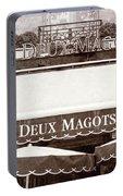 Les Deux Magots - #2 Portable Battery Charger