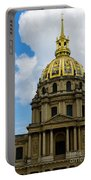 Les Invalides Portable Battery Charger