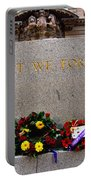 Lest We Forget War Memorial Martin Place Portable Battery Charger