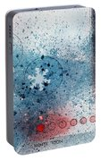 Let It Snow Portable Battery Charger