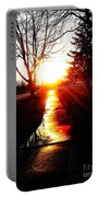 Let The Sun Light Your Path Portable Battery Charger