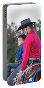 Let Your Babies Grow Up To Be Cowboys Portable Battery Charger