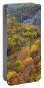 Letchworth Falls Sp Fall Colored Gorge Portable Battery Charger